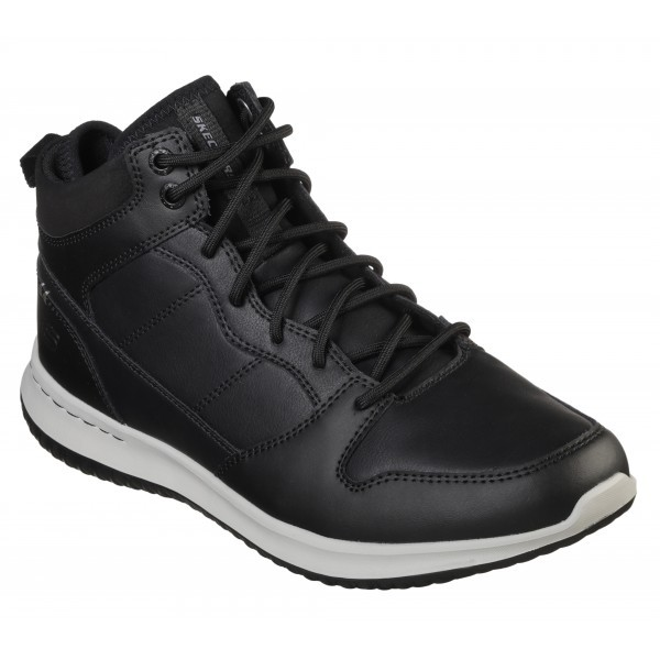 65691-blk Skechers Street Wear