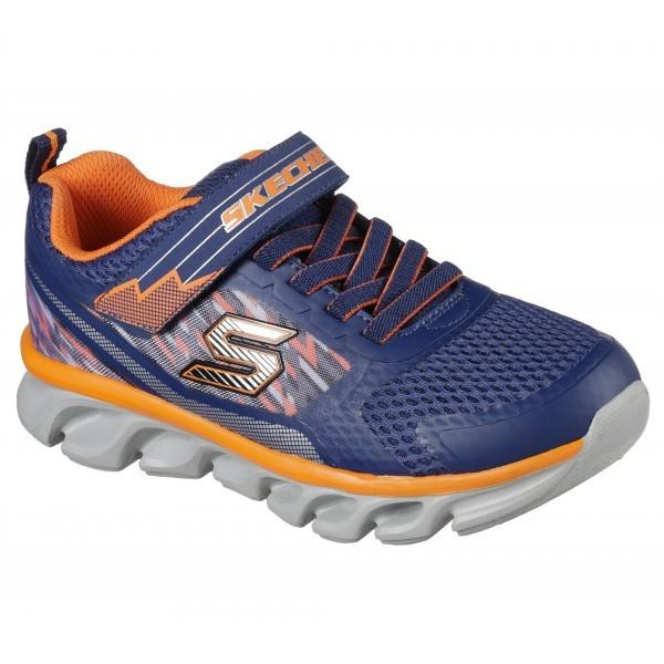 Skechers Hypno Flash kisfiú utcai cipő