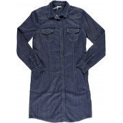 Retro Denim Dress (1008149)