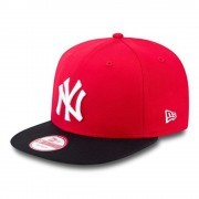 New Era Mlb Cotton Block New York Yankees