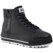 Tommy Hilfiger Hightop Cleated Zip Sneaker