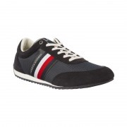 fm0fm01314-403 Tommy Hilfiger Corporate Material Mix Sneaker