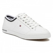 +Tommy Hilfiger Core Corporate Ltr Sneaker