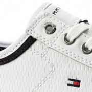 fm0fm01497-100 Tommy Hilfiger Core Corporate Ltr Sneaker