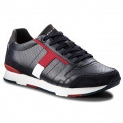 Tommy Hilfiger Corporate Leather Mix Sneaker