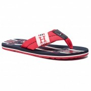 Tommy Hilfiger Badge Textil Beach Sandal