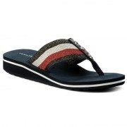 Tommy Hilfiger Elevated Corporate Beach Sandal
