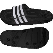 Adidas Duramo Slide Synthetic fiú papucs