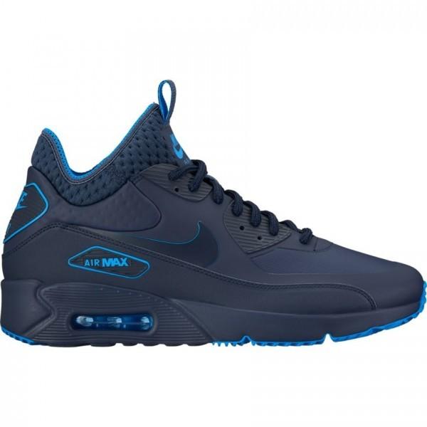 low cost 1610b 9bddb aa4423-400 Nike Air Max 90 Ultra Mid Winter Se férfi utcai cipő