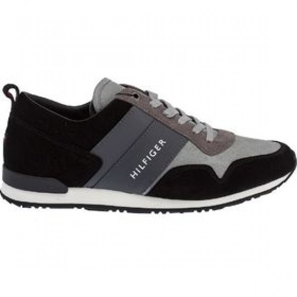 fm0fm00614-902 Tommy Hilfiger Iconic Color Mix Runner