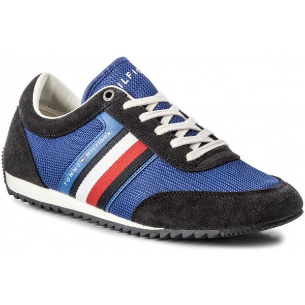 fm0fm01314-408 Tommy Hilfiger Corporate Material Mix Sneaker