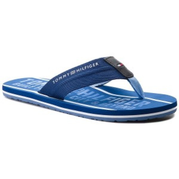 fm0fm01371-408 Tommy Hilfiger Smart Th Beach Sandal